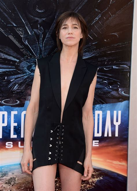 Charlotte Gainsbourg – 'Independence Day: Resurgence