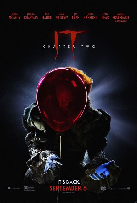 It - Chapter Two (2019) - Alternative Poster #2 in 2020