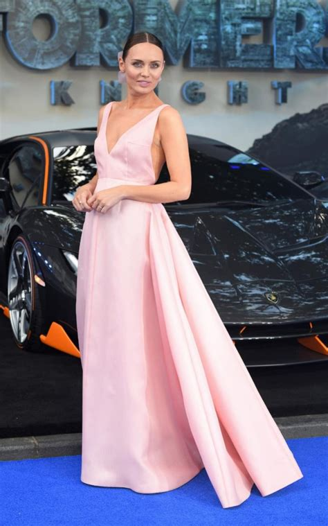 Why Laura Haddock is a new British style star