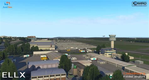 ELLX - Luxembourg Findel Airport XP11