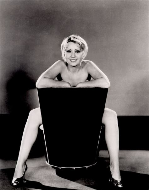 Joan Blondell - Fists and