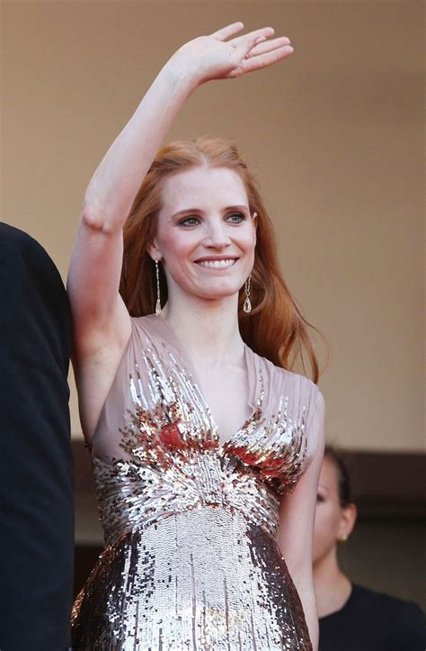 Jessica Chastain - Jessica Chastain Photos - Celebs at the