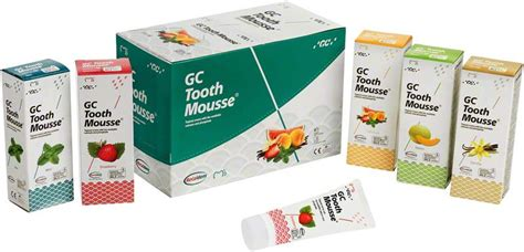 GC Tooth Mousse | bleaching | prophylaxie | cabinet | dema