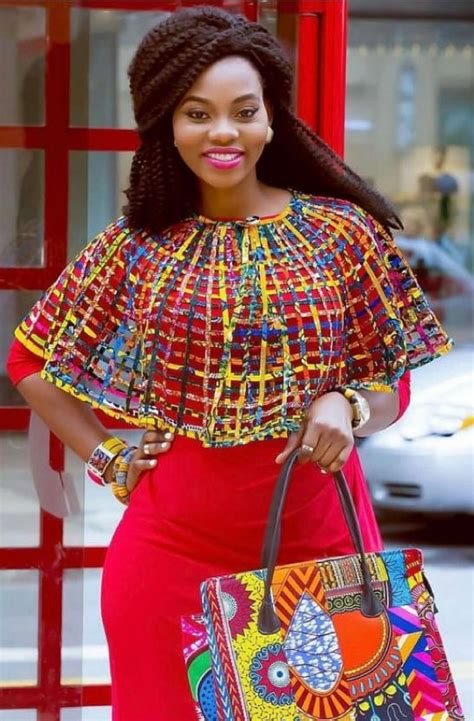 Latest Kente Styles That Will Not Fade Away Any Time Soon