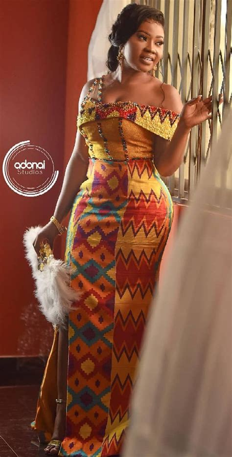 African Dresses: 20+ Fashionable African Wear Styles in