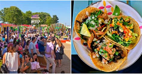 A Free Outdoor Mexican Food & Culture Party Is Taking
